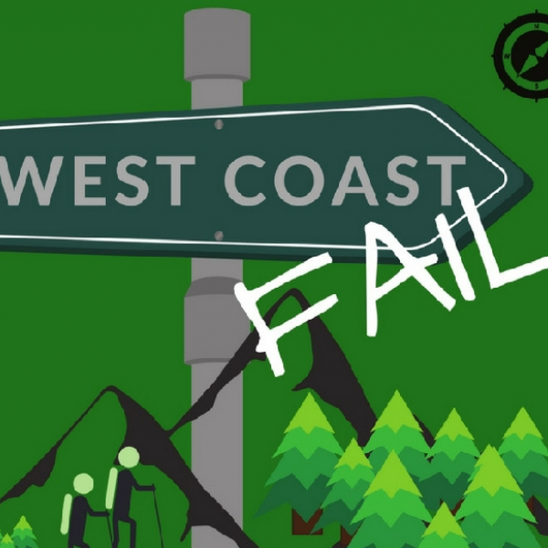 West Coast FAIL