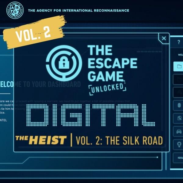 DIGITAL GAME: The Heist - Vol. 2